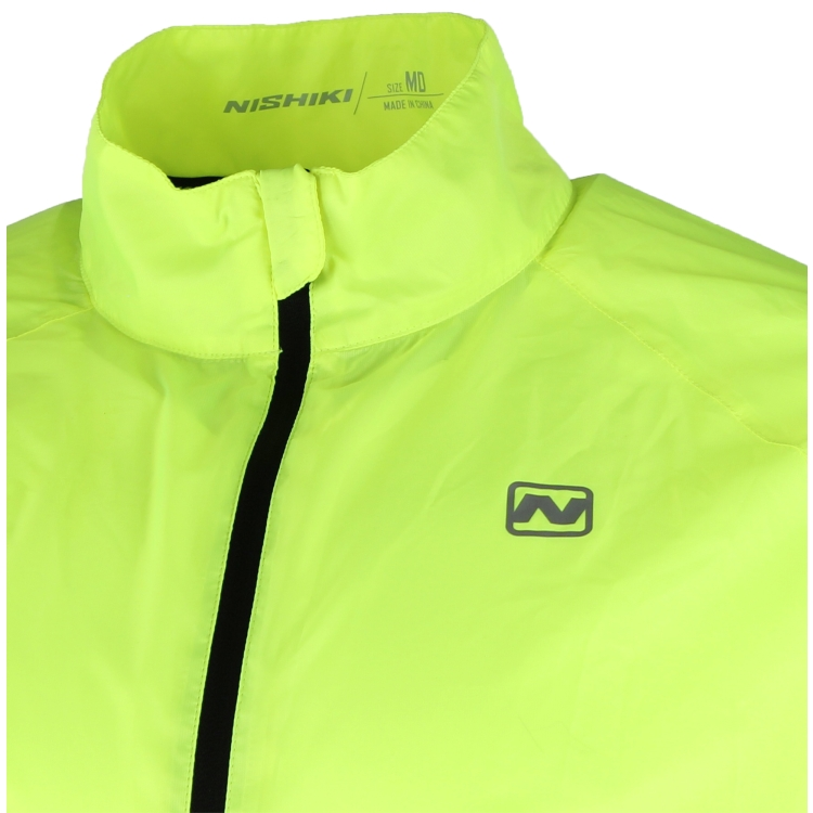 Nishiki Men's Packable Cycling Jacket