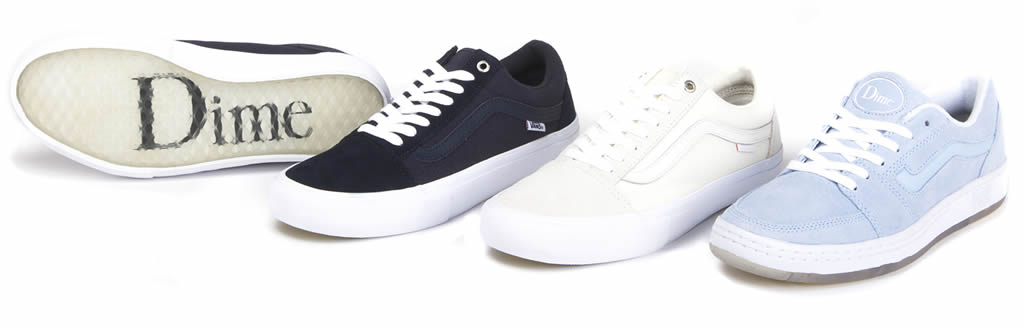 Old Skool Pro And Fairlane By Vans