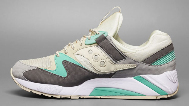 The Grid 9000 By Saucony Receives Pastel Colorways e67dbfbc7167