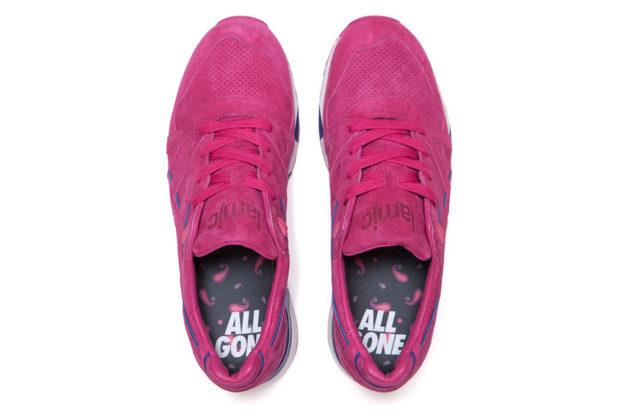 Pink N9000 Sneakers by Diadora x La MJC