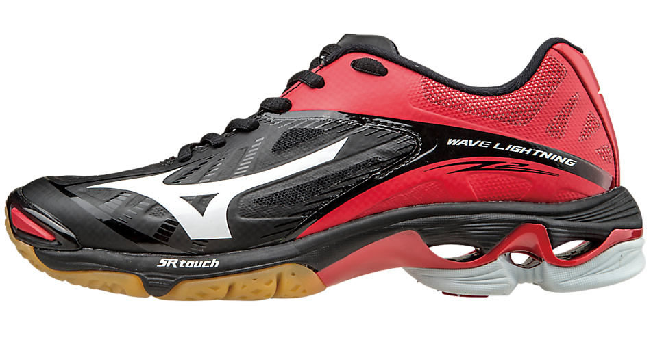 Women s Wave Lightning Z2 Volleyball Shoes By Mizuno fc56fd655