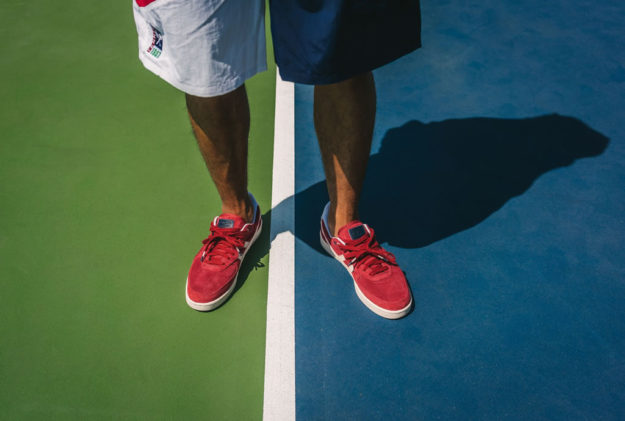 Red Shoes, 2016 Summer Game. Set. Match. Collection