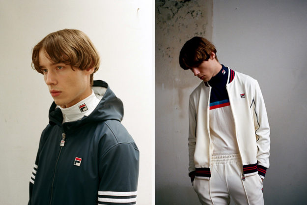 Retro FW16 Vintage Collection By FILA