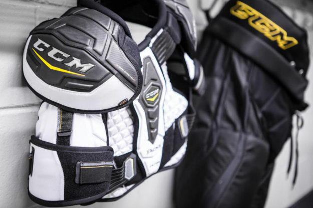 Shoulder Pads By CCM