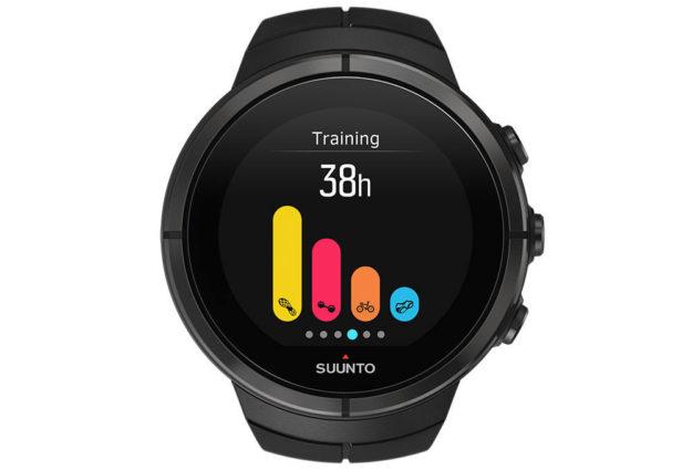 Spartan Ultra Titanium GPS Watch by Suunto