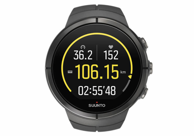 Suunto Spartan Ultra Titanium GPS Watch