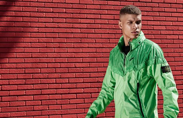 Windrunner Jacket By NikeLab x Stone Island