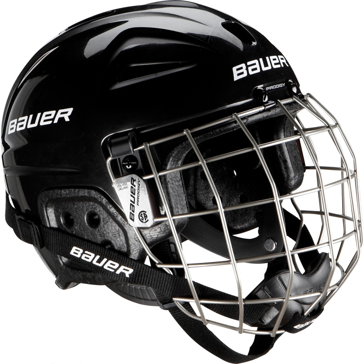 Youth PRODIGY Ice Hockey Helmet Combo By Bauer