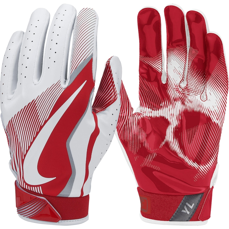 Youth Vapor Jet 4.0 Receiver Gloves By Nike