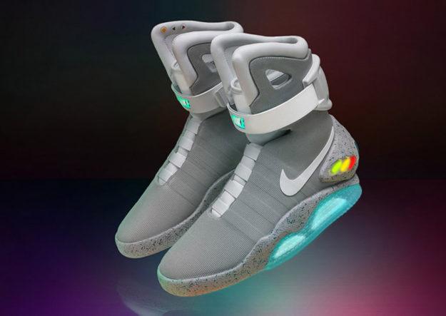 2016 Nike Mag Sneakers