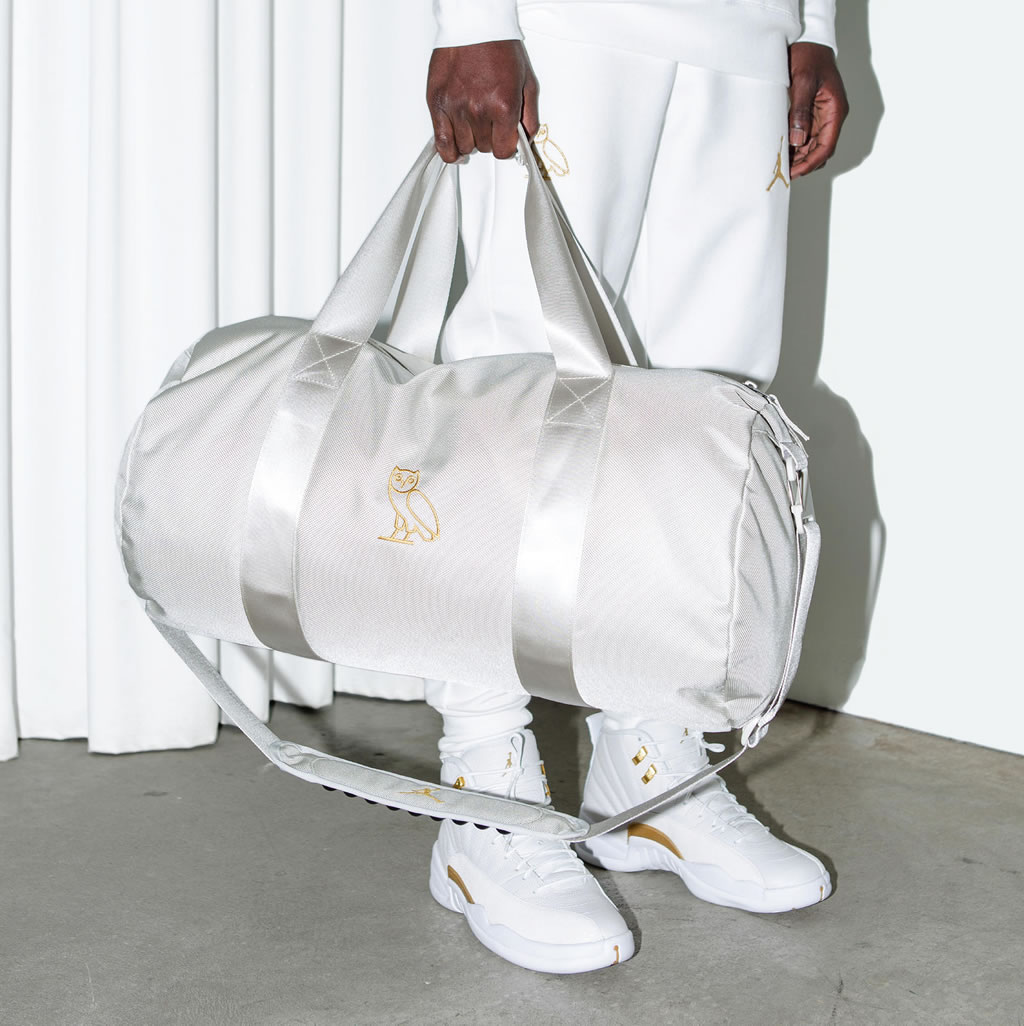 Bag. Holiday 2016 Collection By Jordan x Ovo,