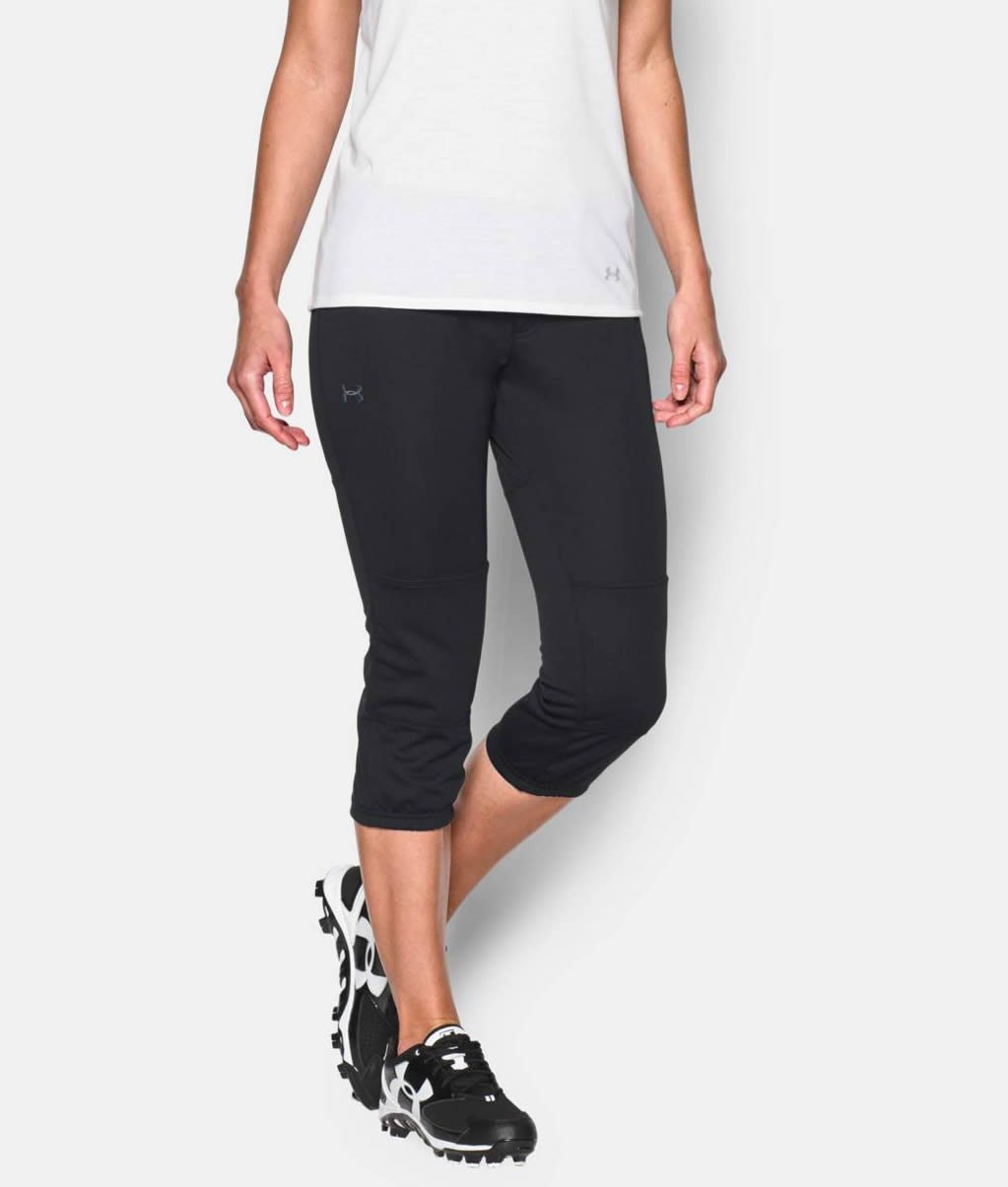 Black Strike Zone Pant By Under Armour