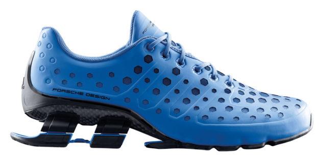 Blue Boot Porsche Design Sport Apparel