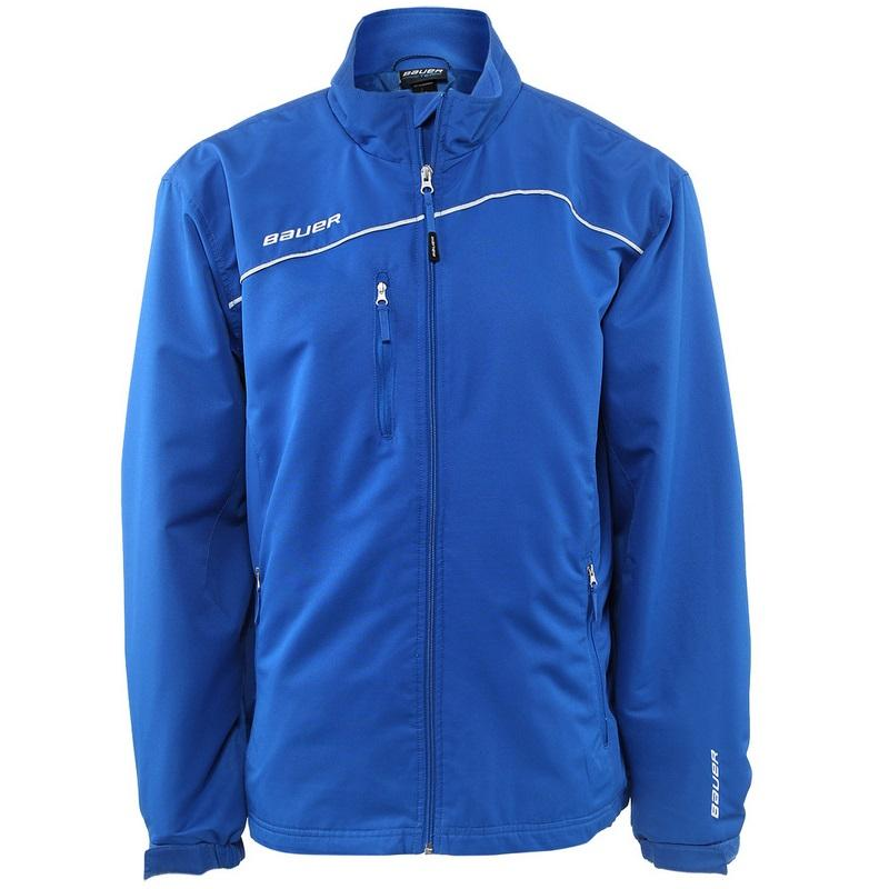 Lightweight Yth. Warm Up Jacket By Bauer