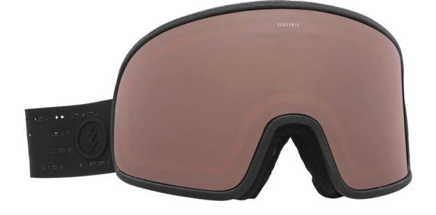 Electrolite Snowboard Goggles, Matte Black