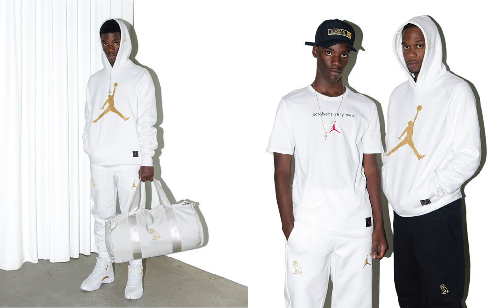 Jordan x OVO 2016 Collection