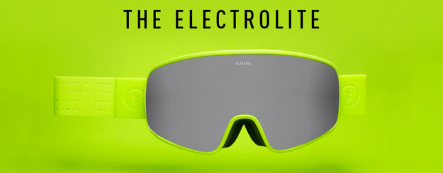 Light And Stylish Electrolite Snowboard Goggles