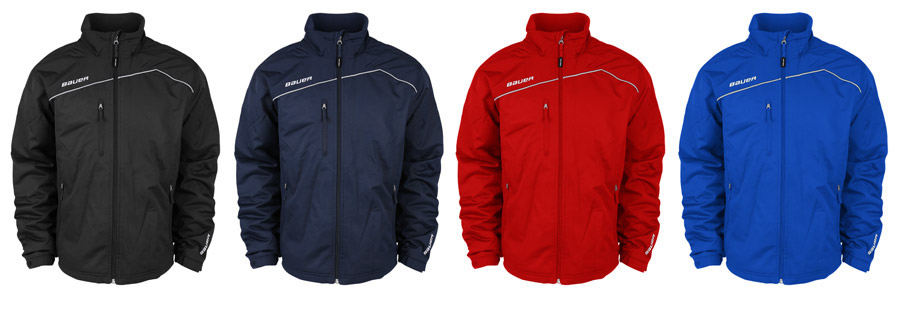 Lightweight Warm Up Jacket By Bauer