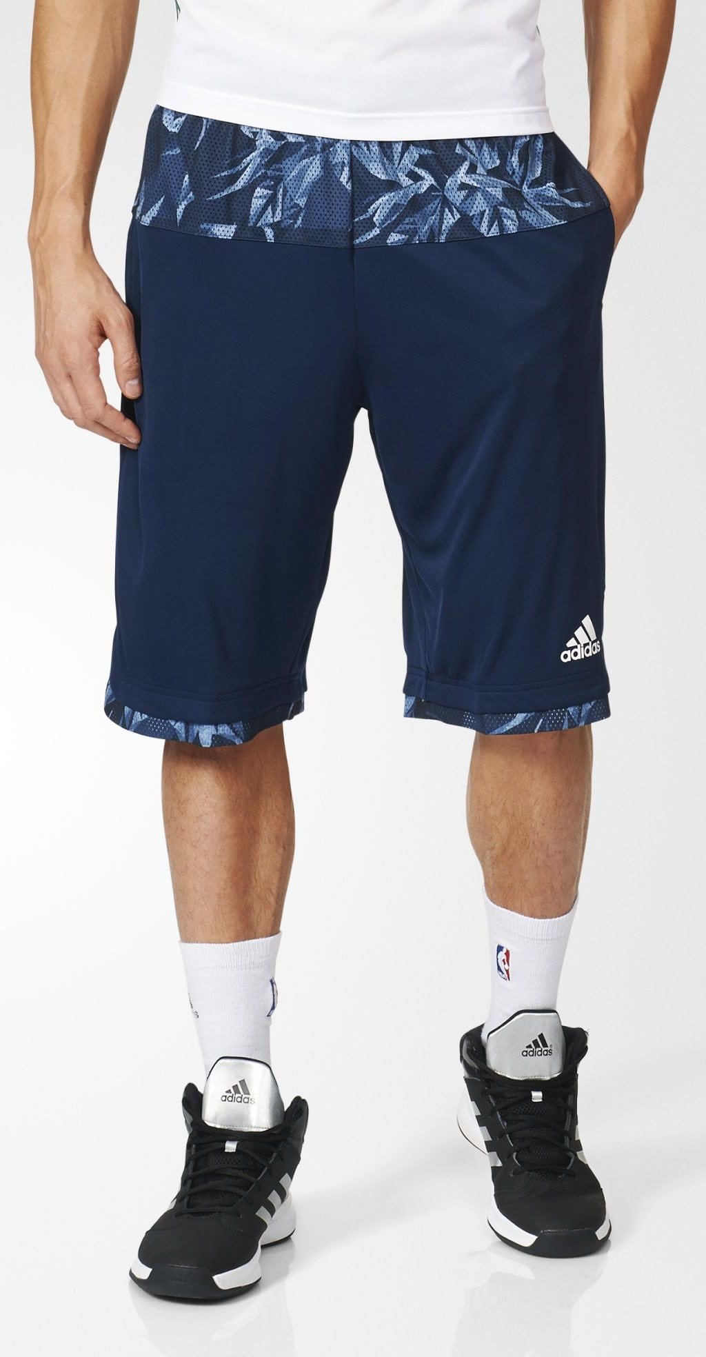Navy 365 Speed Shorts By Adidas