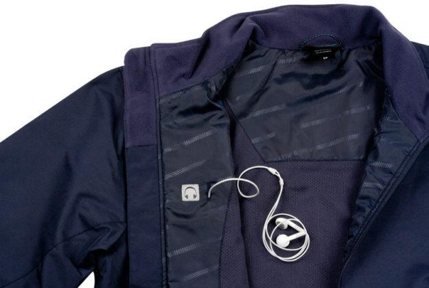 Navy Lightweight Warm Up Jacket By Bauer