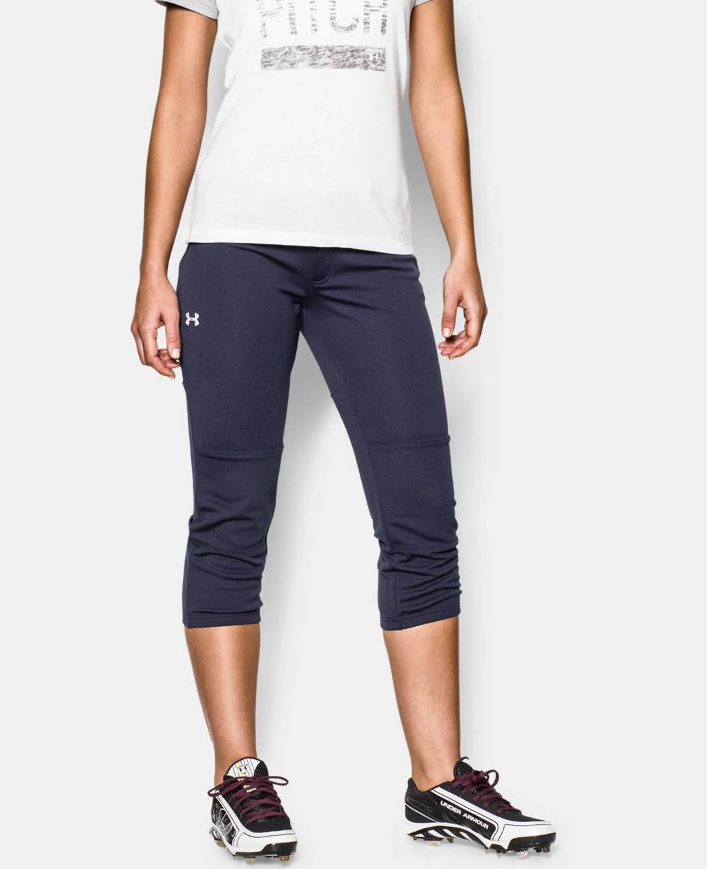 Navy Strike Zone Pant By Under Armour