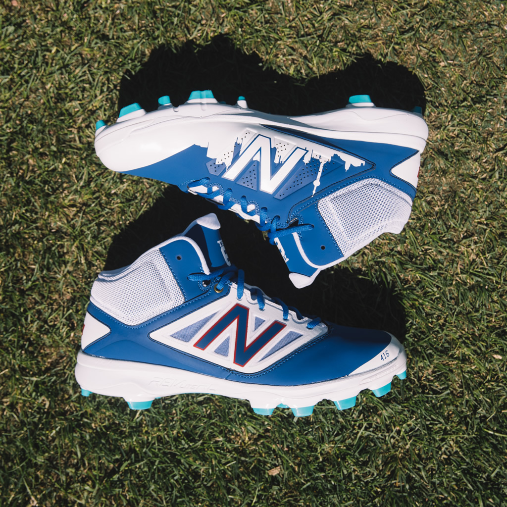 Ortiz Walk Off Toronto Cleat by New Balance