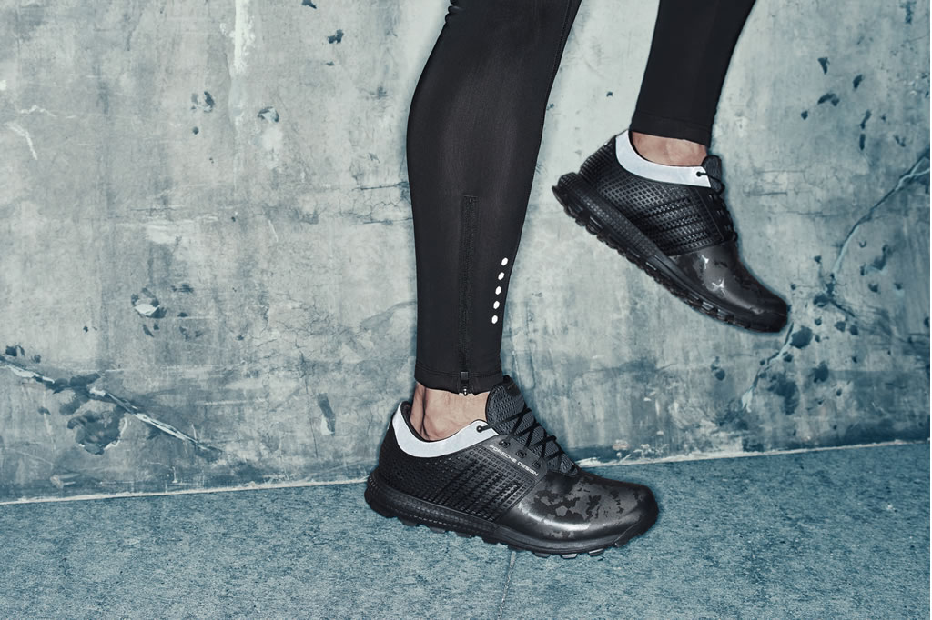 Porsche Design Sport Fall-Winter 2016 range, Shoes