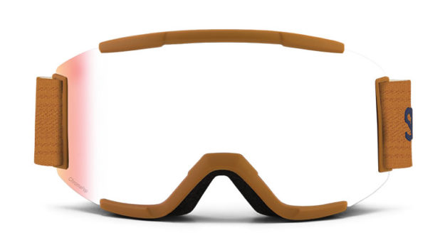Smith Optics Goggles With ChromaPop Everyday