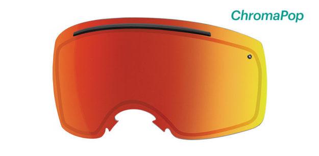 Smith Optics Goggles With ChromaPop Everyday Lens