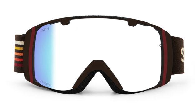 Smith Optics Goggles With ChromaPop Storm