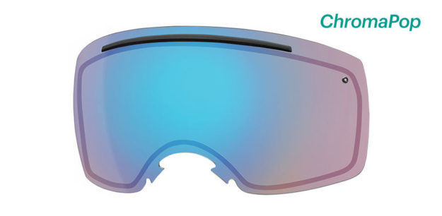 Smith Optics Goggles With ChromaPop Storm Lens
