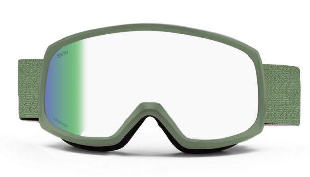 Smith Optics Goggles With ChromaPop Sun