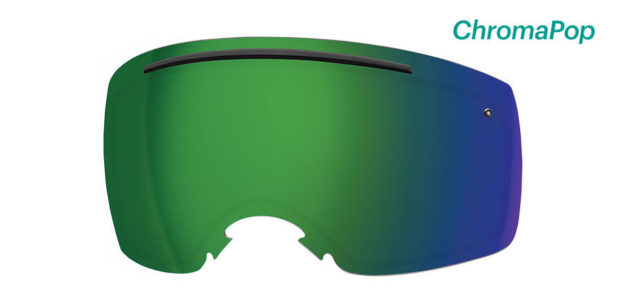 Smith Optics Goggles With ChromaPop Sun Lens