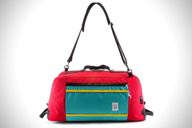 The Mountain Duffel from Topo Designs
