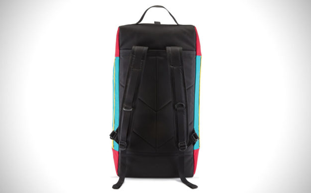 The Mountain Duffel from Topo Designs, Back