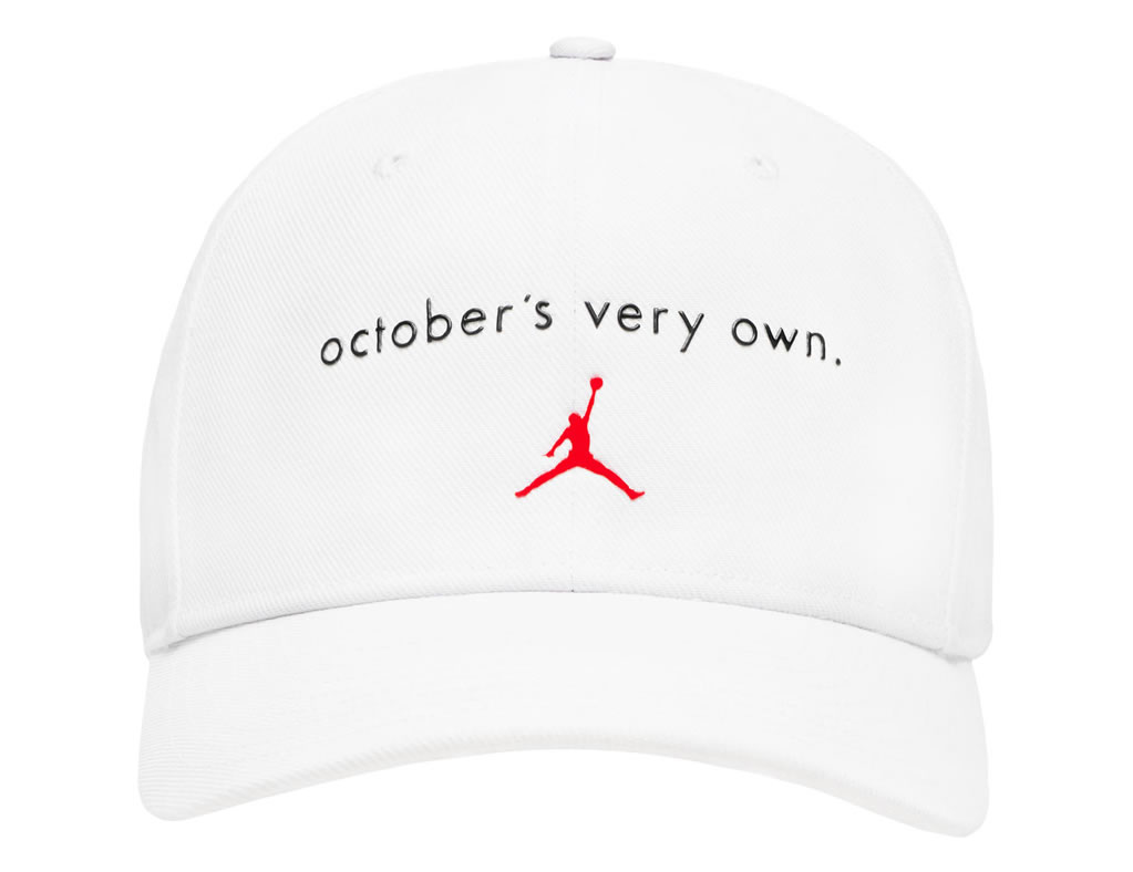 White Hat, Holiday 2016 Collection By Jordan x Ovo,