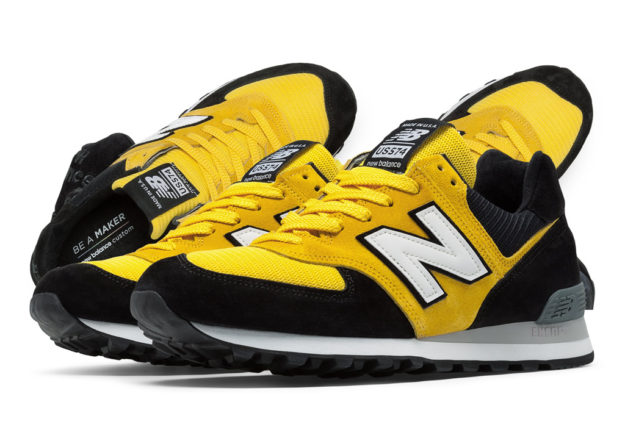 Yellow Shoes by New Balance
