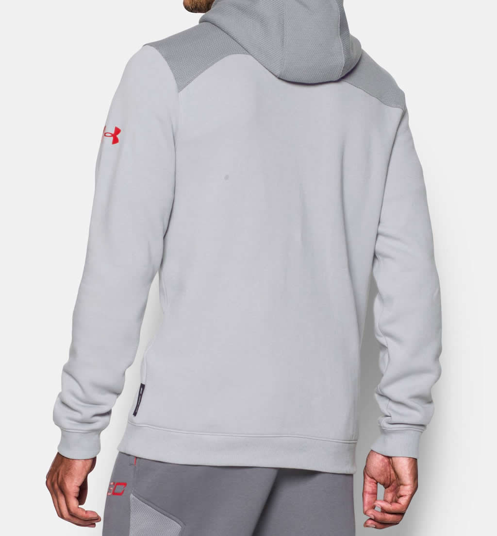 Basketball hoodie by Under Armour