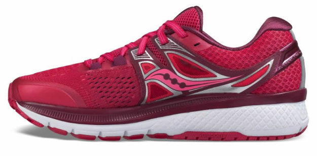 Berry Women's Triumph Iso 3 Sneakers by Saucony