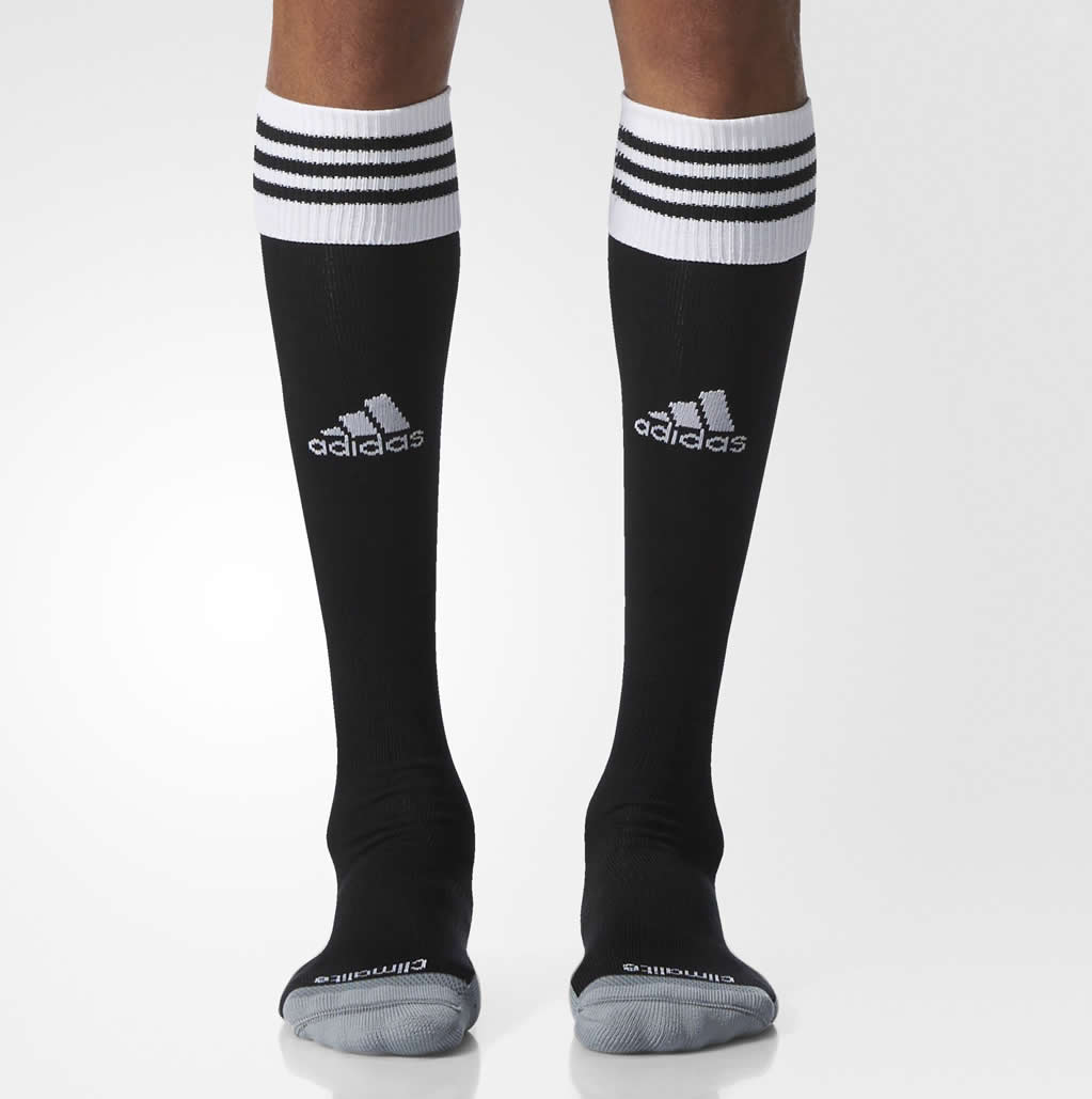 Black Copa Zone Cushion socks by adidas