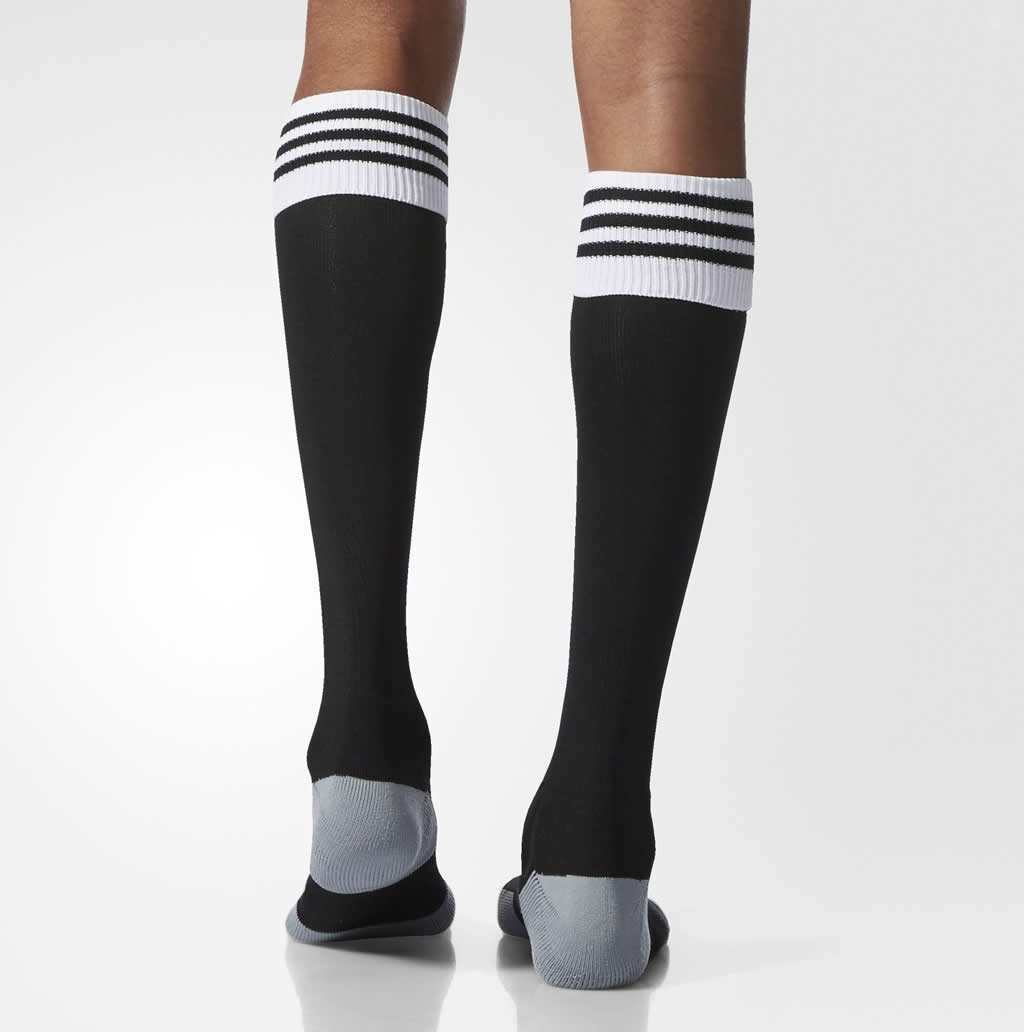 Black Soccer socks by adidas