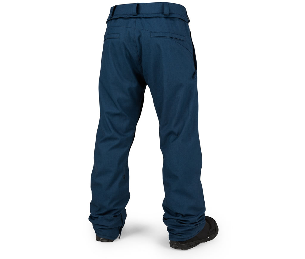 Blue Freakin Snow Chino Pants by Volcom