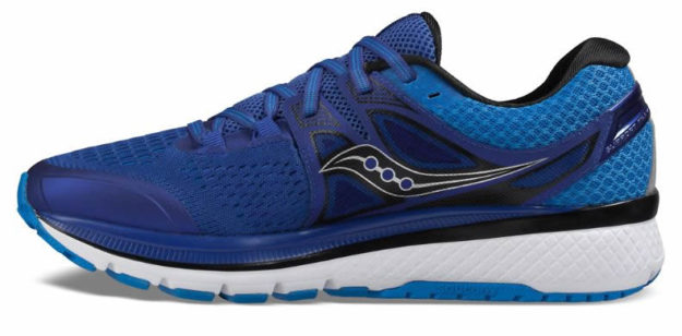 Blue Men's Triumph Iso 3 Sneakers by Saucony