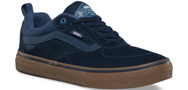 Blues Vans Kyle Walker Pro Skateboard Shoes