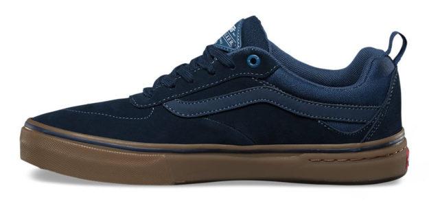Blues Vans Kyle Walker Skateboard Shoes