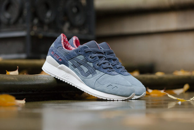 save off e9d5b 0f32e Christmas-Inspired Gel-Lyte Pack By ASICS