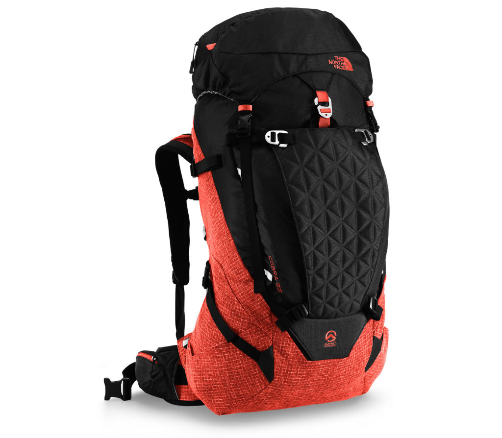 the north face 60l