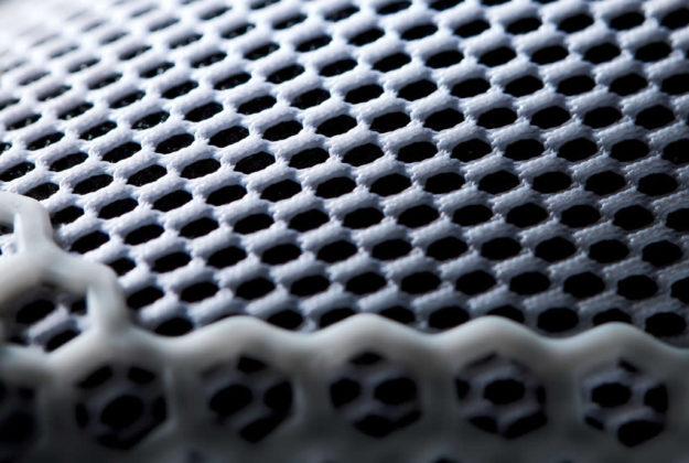 Fabric, Adizero Ubersonic kicks by adidas