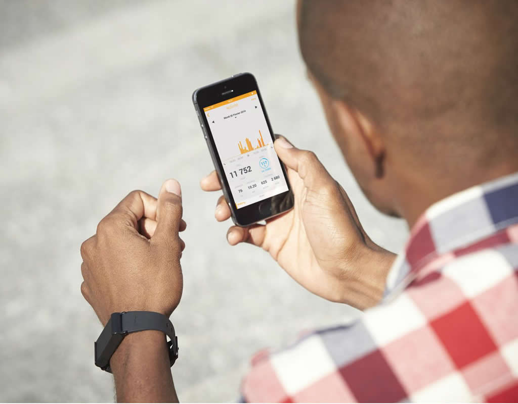 Fitness Tracker, Withings Pulse Ox