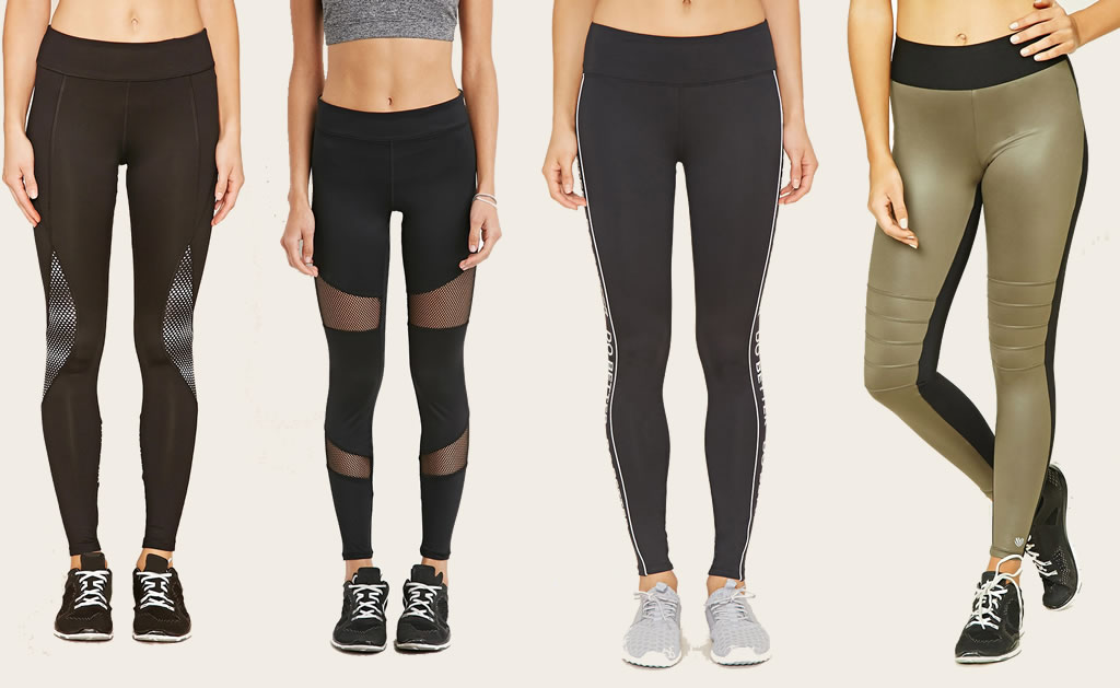 9eac54bd3b2a7 Great Running Leggings For Women By Forever 21